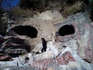 旧石部トンネル