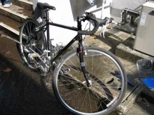 自転車洗車