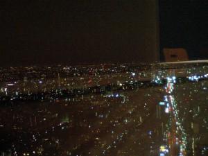 49階からの夜景