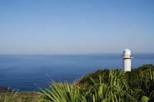 八丈島の景色